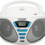BLAUPUNKT BOOMBOX FM CD/MP3/USB/AUX