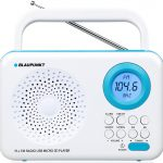 BLAUPUNKT ΡΑΔΙΟΦΩΝΟ FM/SD/USB/ AUX/ ALARM